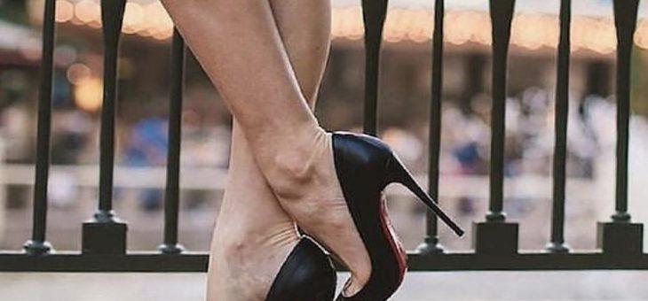 Зачем нам каблуки?